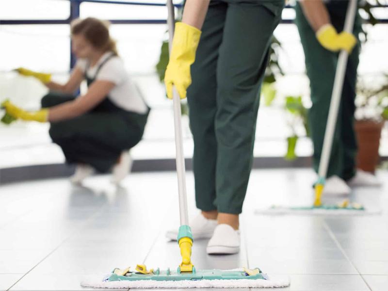 Limpieza de empresas en Colmenar Viejo