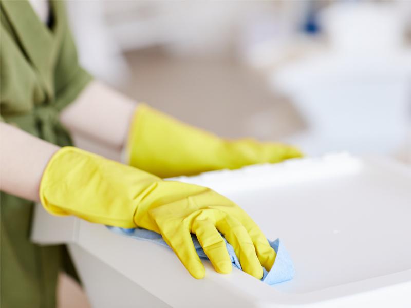 Servicios de limpieza en Colmenar Viejo