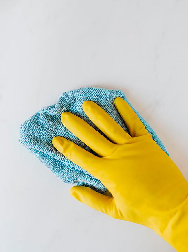 servicios limpieza en El Escorial foto